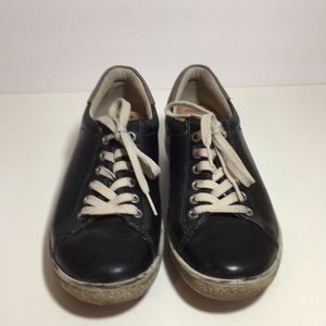 Ecco Leather Sneakers 9
